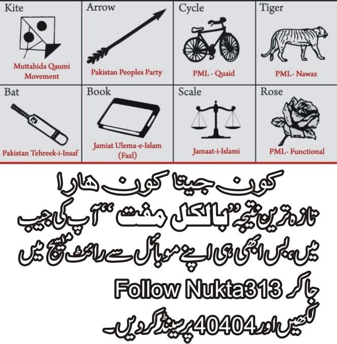 election 2013 benefits pakistan article through urdu